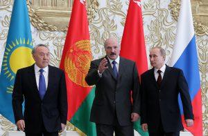 Президент РФ прибыл в Минск для участия в заседании Высшего евразийского экономического совета