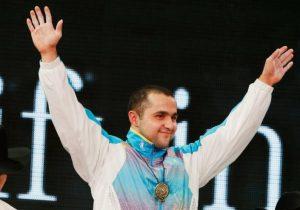 2015 жылы жастар арасындағы әлем біріншілігінде алған алтыны