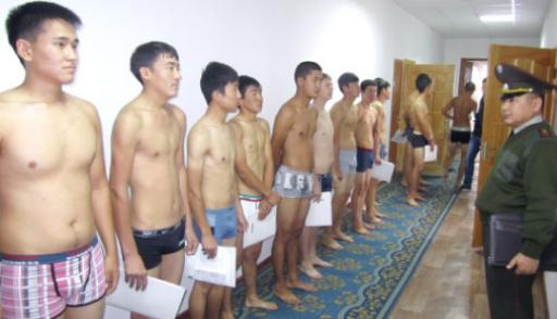 фото парней в армии голых