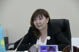 Гүлмира Исаева, ҚР Ауылшаруашылығы вице-министрі