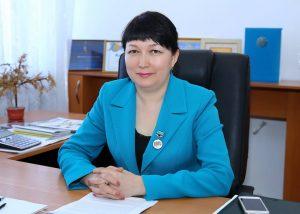 Жезқазған қаласы әкімінің орынбасары