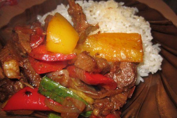 Мясо по-тайски рецепт пошагово с